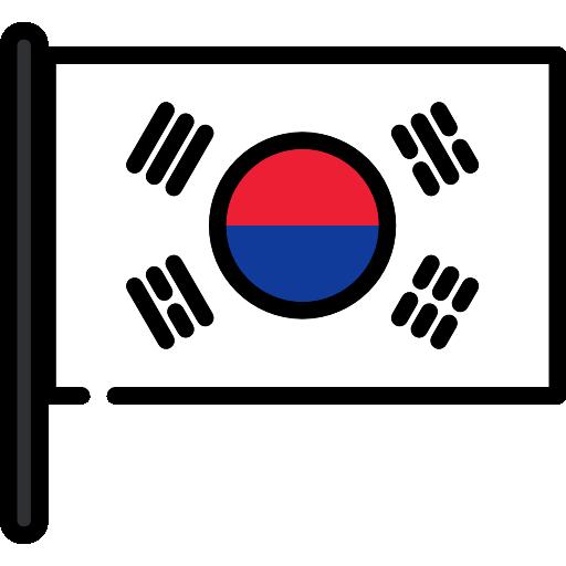 South korea  free icon