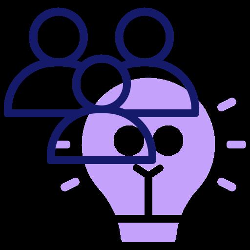 brainstorming  kostenlos Icon