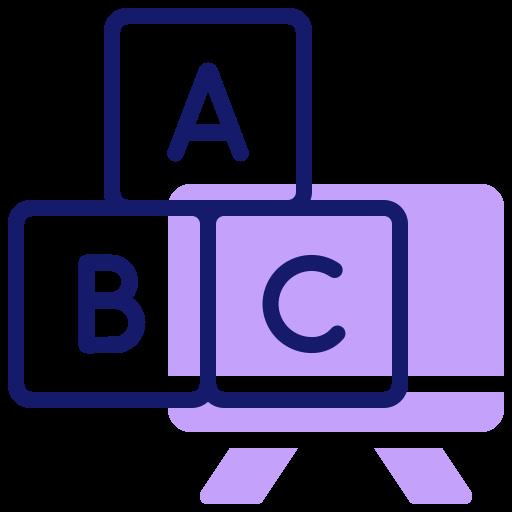 abc block  kostenlos Icon