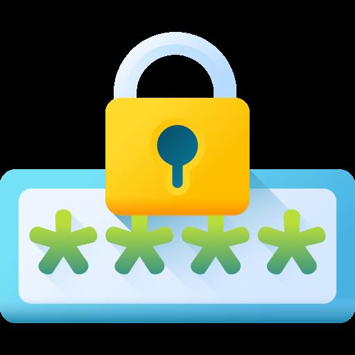 Password  free icon