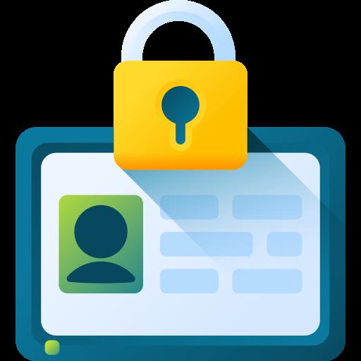 Privacy  free icon