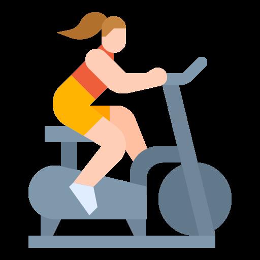 máquina de entrenamiento  icono gratis