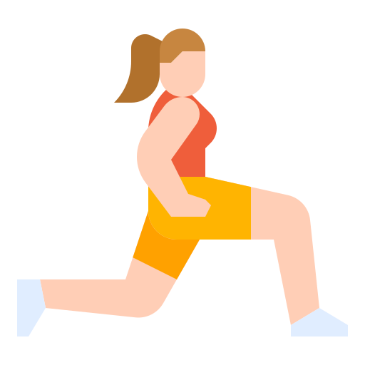 Lunges  free icon
