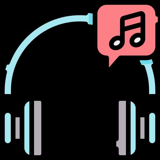 Headphones  free icon