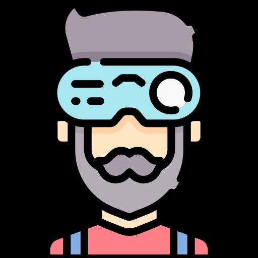 가상 현실 안경  무료 아이콘