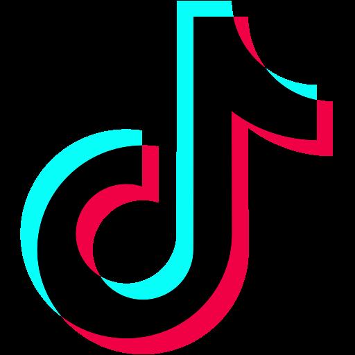 Tik tok  free icon
