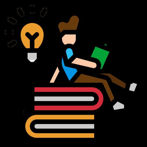 독서  무료 아이콘