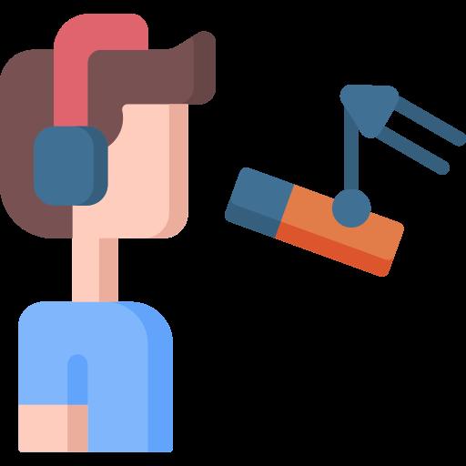 Podcast  free icon
