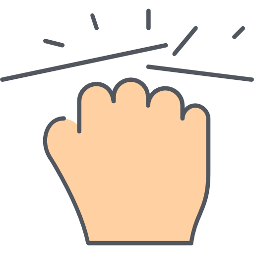 Punch  free icon