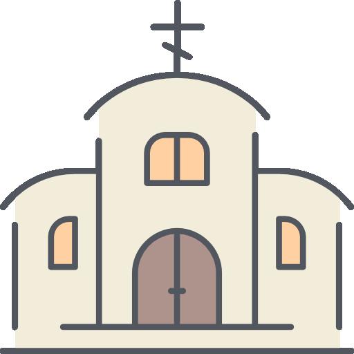 monasterio  icono gratis