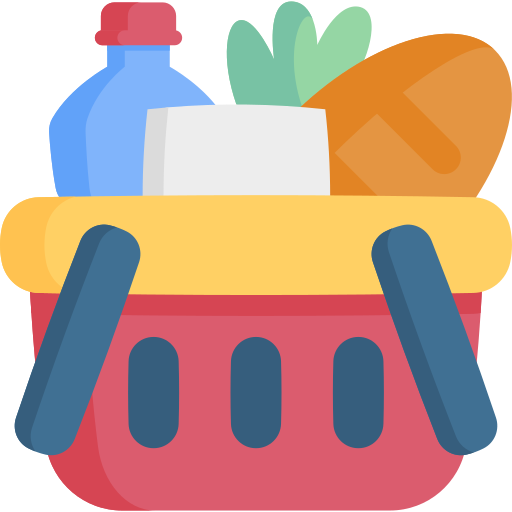 Groceries  free icon