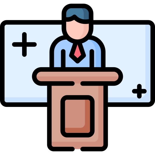 Briefing  free icon