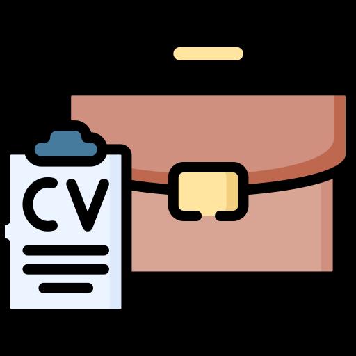 Curriculum vitae  free icon