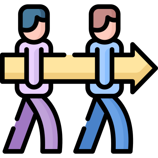 Right direction  free icon