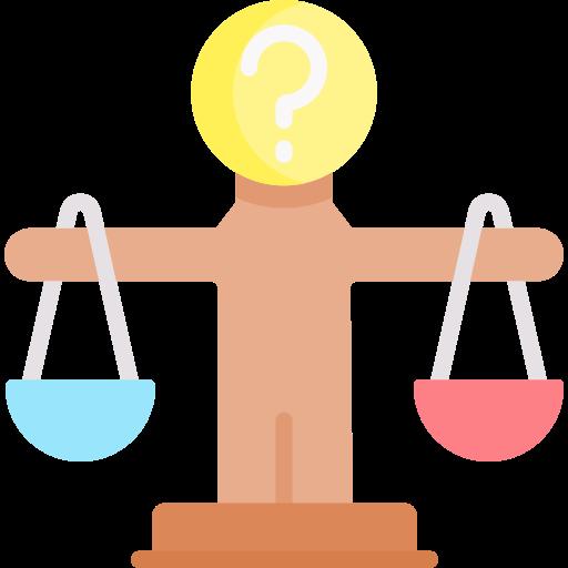 Morality  free icon