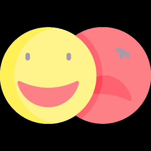 Émotion  Icône gratuit