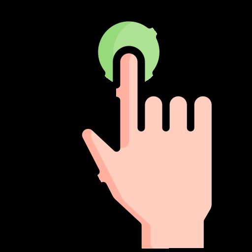 Push  free icon