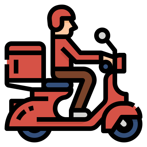 Delivery  free icon