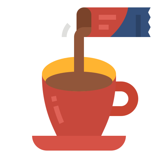 pulverkaffee  kostenlos Icon