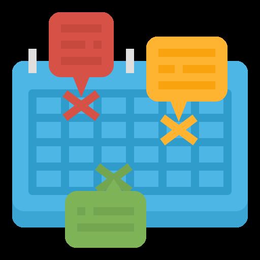zeitplan  kostenlos Icon