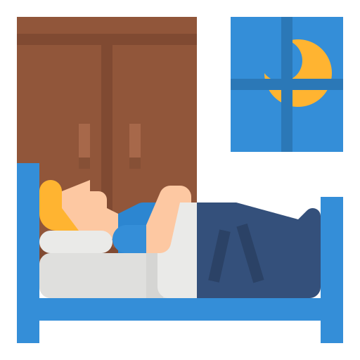 schlaf  kostenlos Icon