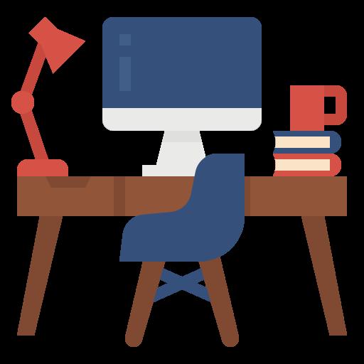 arbeitsplatz  kostenlos Icon