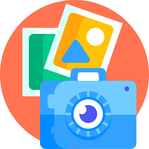 Pictures  free icon
