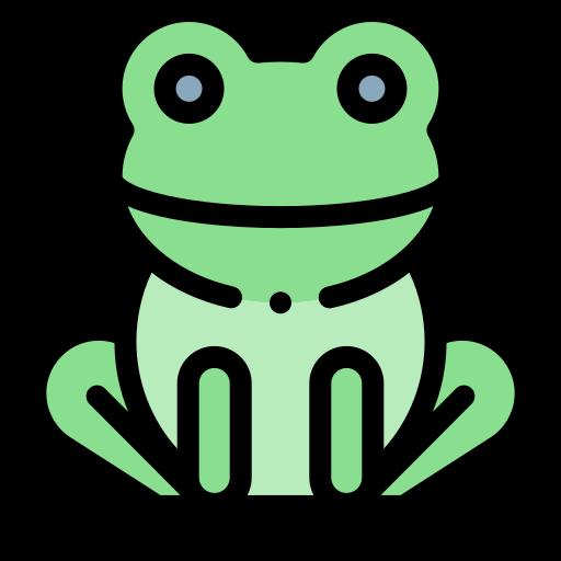Frog  free icon