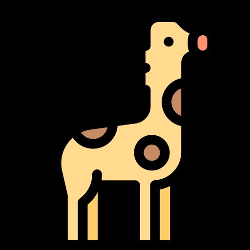 Giraffe  free icon