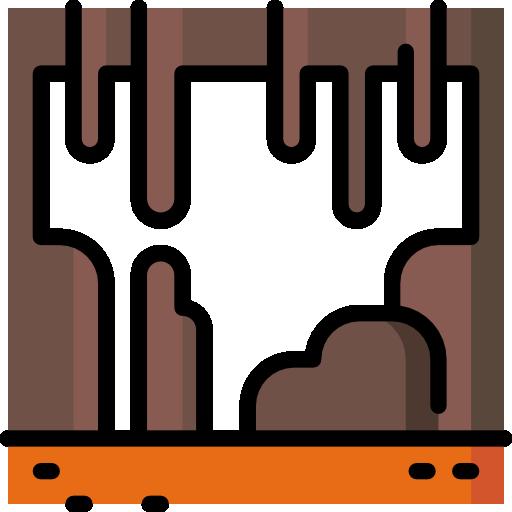 cueva  icono gratis