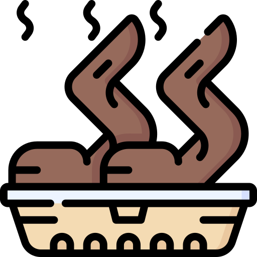 asas de frango  grátis ícone
