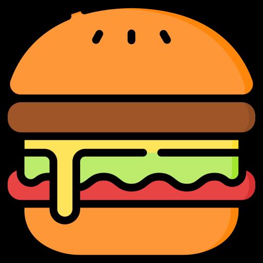 햄버거  무료 아이콘
