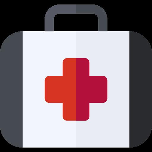 kit de primeros auxilios  icono gratis