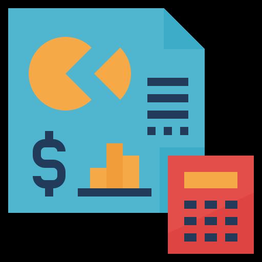 comptabilité  Icône gratuit