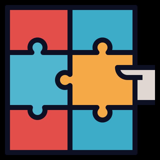 퍼즐  무료 아이콘