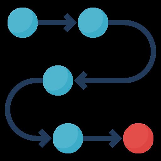 proceso  icono gratis