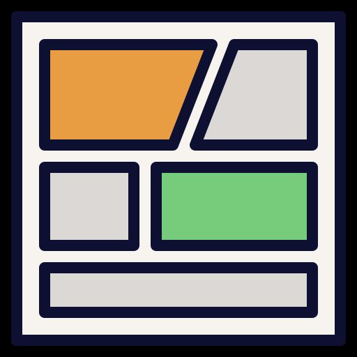 Comic book  free icon