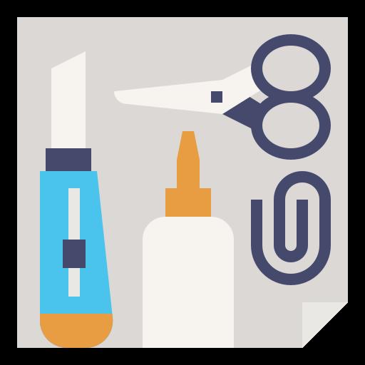 Craft  free icon