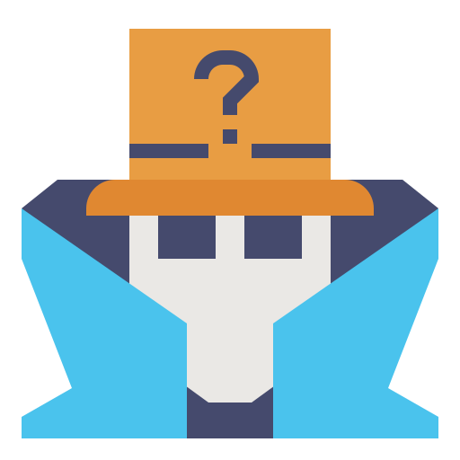 Mystery  free icon