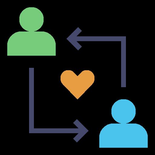 Relationship  free icon