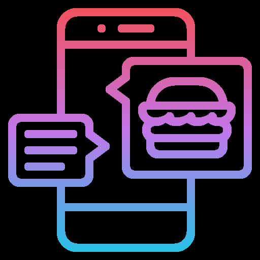 Chatting  free icon