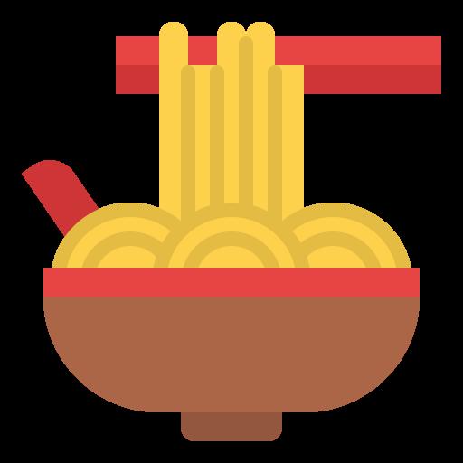 Noodle  free icon