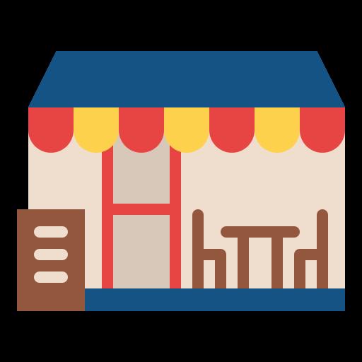 Restaurant  free icon