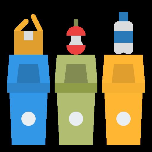Переработка отходов  бесплатно иконка