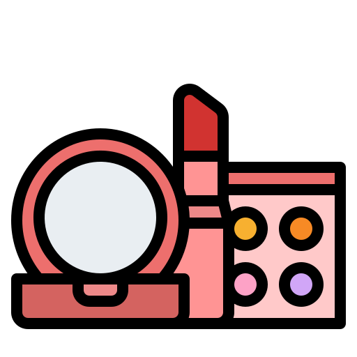 Cosmetics  free icon
