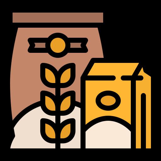 Flour  free icon