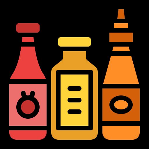 Sauces  free icon
