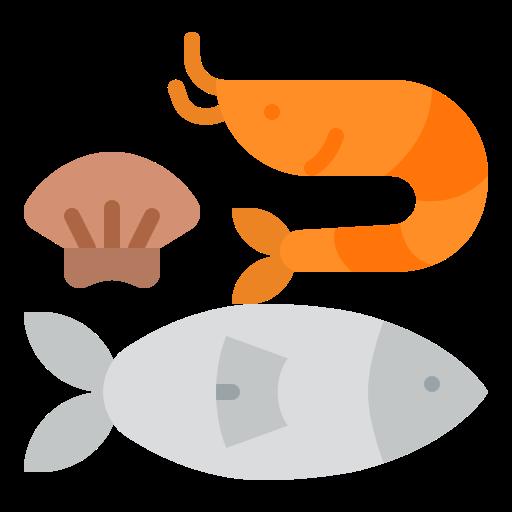 Seafood  free icon
