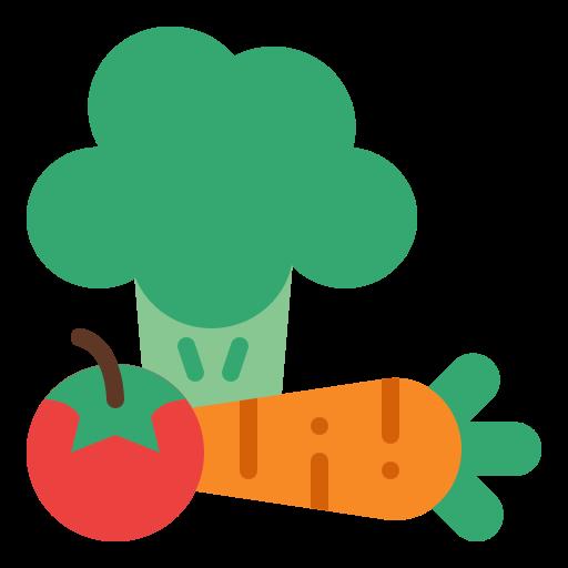 Vegetables  free icon