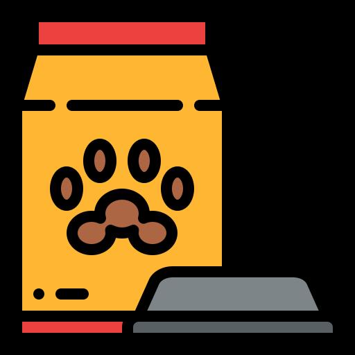 Pet food  free icon
